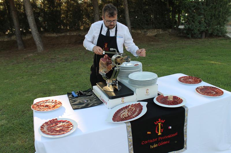 Cortador de Jamón Beltran Catering