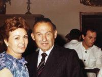 Emilio Beltran y Carmen Recio Padres Alfonso Historia Beltran Catering