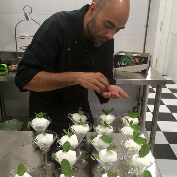 asesor gastronómico beltran catering
