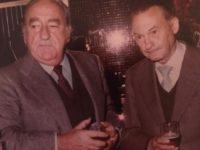 Beltran Catering desde 1924 padre de alfonso con Vicente Calderon