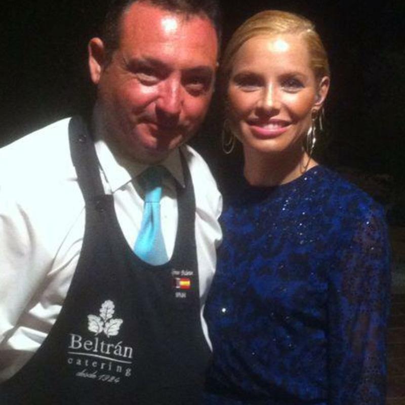 Soralla con Alfonso Beltran Catering
