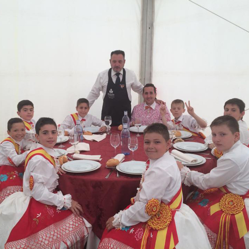 eventos Alfonso beltran catering