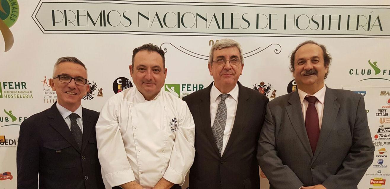 Premios nacionales de hosteleria Beltran Catering