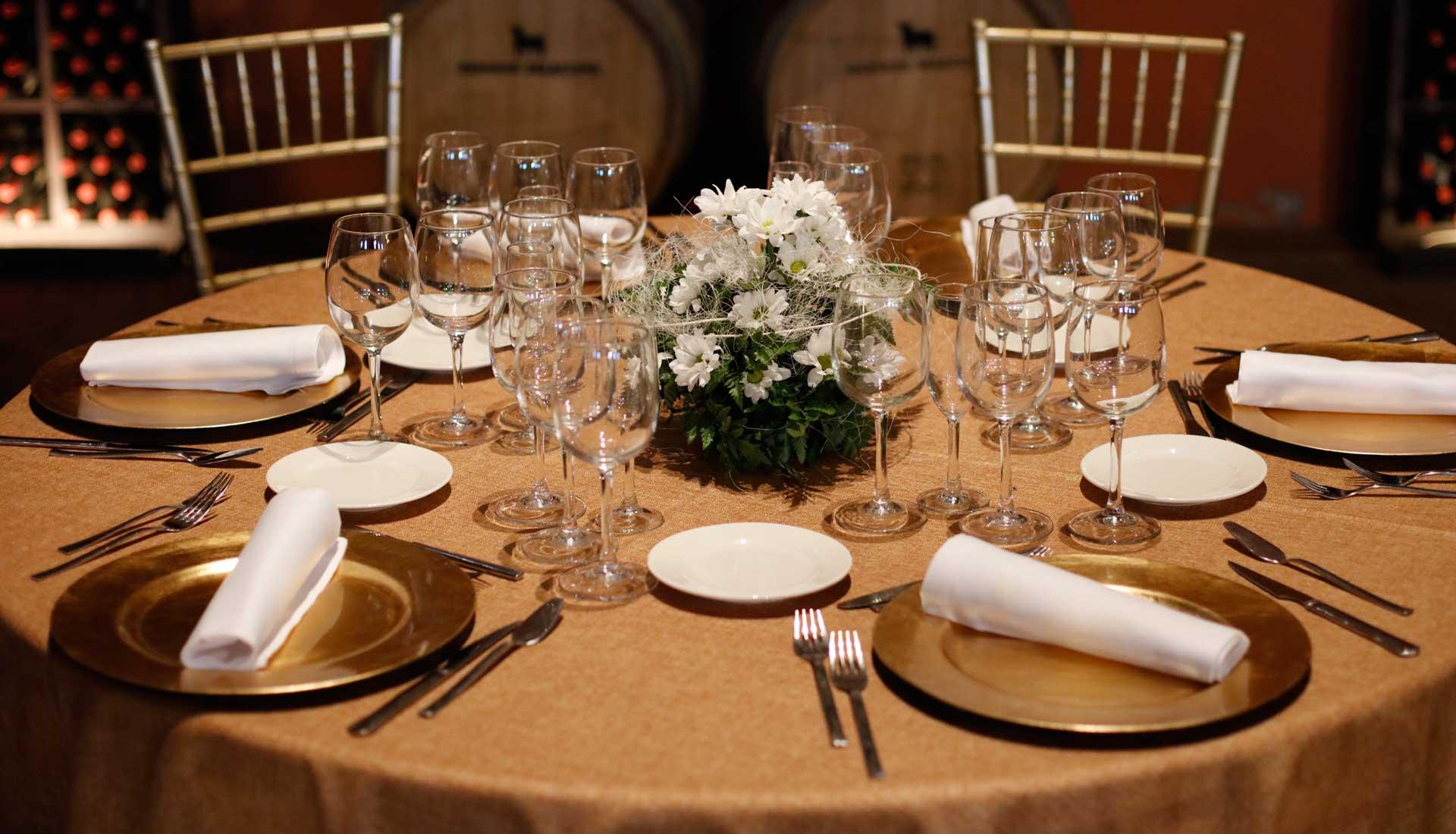 Beltran Catering Bodas y eventos en Bodegas Osborne